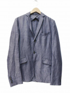 MICHAEL TAPIA(マイケル タピア)の古着「リネンテーラードジャケット」