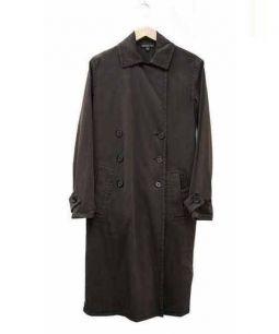 JAMES PERSE(ジェームス パース)の古着「トレンチコート」 グレー
