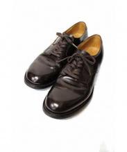 BLACK SIGN(ブラックサイン)の古着「ドレスオックスフォードシューズ」 ブラウン