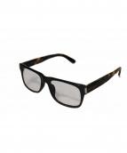 TOM FORD(トム フォード)の古着「伊達眼鏡」|ブラウン