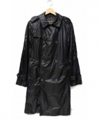 Traditional Weatherwear(トラディショナルウェザーウェア)の古着「ナイロントレンチコート」|ブラック