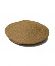 ORCIVAL(オーチバル)の古着「ストローベレー帽」|ベージュ