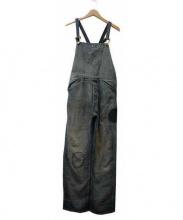 LEVIS VINTAGE CLOTHING(リーバイス ヴィンテージ クロージング)の古着「リペア加工デニムオーバーオール」|インディゴ