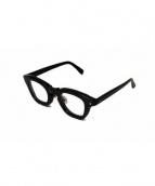 白山眼鏡店(ハクサンメガネテン)の古着「伊達眼鏡」|ブラック