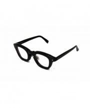 白山眼鏡店(ハクサンメガネテン)の古着「伊達眼鏡」 ブラック