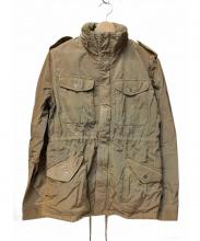 TATRAS(タトラス)の古着「ダウンライナー付M65ジャケット」|ベージュ
