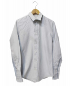 Martin Margiela 10(マルタンマルジェラ 10)の古着「袖連結デザインシャツ」|グレー