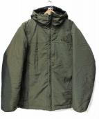 HELLY HANSEN(ヘリーハンセン)の古着「リバーシブル中綿ジャケット」