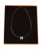 HERMES(エルメス)の古着「Hキューブネックレス」