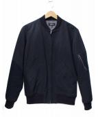 A.P.C.(アーペーセー)の古着「MA-1ジャケット」