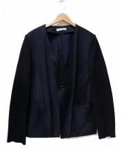 WRAPINKNOT(ラッピンノット)の古着「ノーカラージャケット」