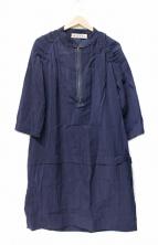 MARNI(マルニ)の古着「ハーフジップワンピース」