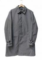 EDIFICE(エディフィス)の古着「ライナー付バルマカーンコート」|グレー