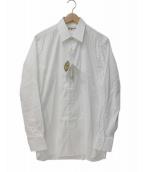 UNITED ARROWS & SONS(ユナイテッドアローズ アンドサンズ)の古着「ドレスシャツ」