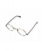 OLIVER PEOPLES(オリバーピープルズ)の古着「伊達眼鏡」
