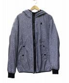 G-STAR RAW(ジースターロゥ)の古着「ヘリンボーン中綿ジャケット」