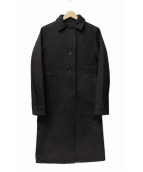 JIL SANDER(ジルサンダー)の古着「リバーシブルキルティングコート」