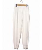 ROBE DE CHAMBRE COMME DES GARCONS(ローブドシャンブルコムデギャルソン)の古着「[OLD]80'sイージージョガーパンツ」|ホワイト