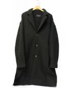 UNITED TOKYO(ユナイテッドトーキョー)の古着「メリノウール起毛チェスターコート」