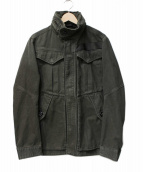 G-STAR RAW(ジースターロゥ)の古着「Deline Field Jacket」 カーキ