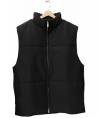 Luis(ルイス)の古着「サーモライト中綿BIGベスト」|ブラック