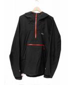 Rab(ラブ)の古着「Spark Pull-On Jacket」|ブラック
