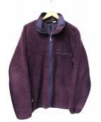 Patagonia(パタゴニア)の古着「オールドフリースジャケット」 パープル