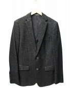 Calvin Klein(カルバンクライン)の古着「2Bテーラードジャケット」|グレー