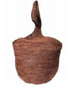 HELEN KAMINSKI(ヘレンカミンスキー)の古着「丸底ワンショルダーバッグ」
