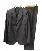 EMPORIO ARMANI(エンポリオアルマーニ)の古着「セットアップスーツ」|グレー