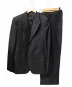 EMPORIO ARMANI(エンポリオアルマーニ)の古着「セットアップスーツ」|ネイビー