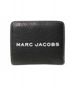 MARC JACOBS(マークジェイコブス)の古着「2つ折り財布」 ブラック