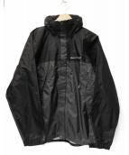 mont-bell(モンベル)の古着「サンダーパスジャケット・パンツ セット」|グレー