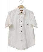 ()の古着「ポケットシャツ」|ホワイト