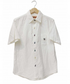 WEIRDO(ウィアード)の古着「ポケットシャツ」|ホワイト