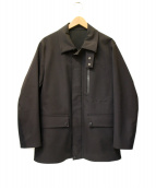 UNITED ARROWS(ユナイテッドアローズ)の古着「ソフトシェルジャケット」 ブラック