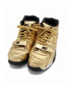 NIKE(ナイキ)の古着「AIR TRAINER 1 PREMIUM」|ゴールド