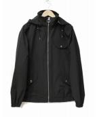 CAPE HEIGHTS(ケープハイツ)の古着「80/20クロスマウンテンパーカー」|ブラック