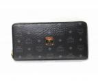 MCM(エムシーエム)の古着「長財布」|ブラック