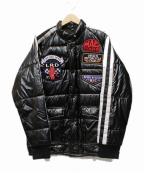 TED COMPANY(テッドカンパニー)の古着「中綿ジャケット」 ブラック
