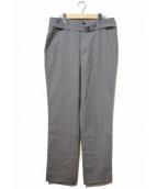 Elephant Blanc(エレファンブラン)の古着「スラックス」|グレー