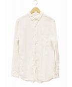 nestrobe confect(ネストローブ コンフェクト)の古着「リネンシャツ」 ホワイト