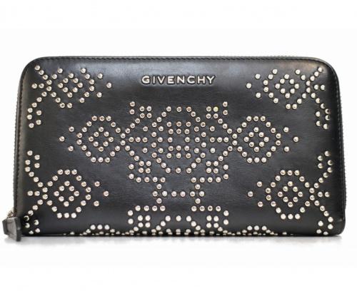 GIVENCHY(ジバンシィ)GIVENCHY (ジバンシィ) 長財布 ブラックの古着・服飾アイテム