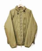 BRITISH ARMY(ブリティッシュアーミー)の古着「サーマルジャケッツト」|オリーブ