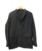 DESCENTE PAUSE(デサントポーズ)の古着「パッカブルジャケット」 ブラック