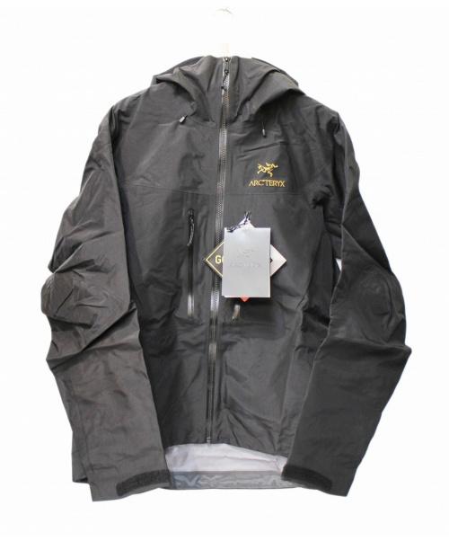 ARCTERYX(アークテリクス)ARCTERYX (アークテリクス) ALPHA SV ジャケット ブラック サイズ:M 未使用品 391957の古着・服飾アイテム