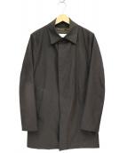 EDIFICE(エディフィス)の古着「ロロピアーナストームシステムライナー付コート」 ブラウン