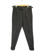 RING JACKET(リングジャケット)の古着「ウールパンツ」|グレー