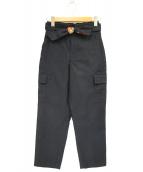 BLUE LABEL CRESTBRIDGE(ブルーレーベルクレストブリッジ)の古着「パンツ」|ネイビー