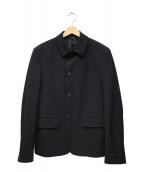 PRADA(プラダ)の古着「ウールジャケット」|ブラック